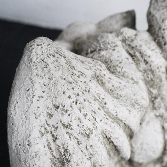アンティーク ガーゴイル 石像