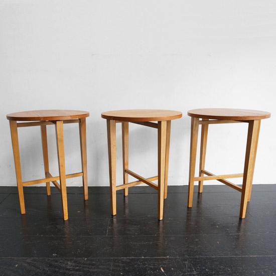 アンティーク 折りたたみテーブル