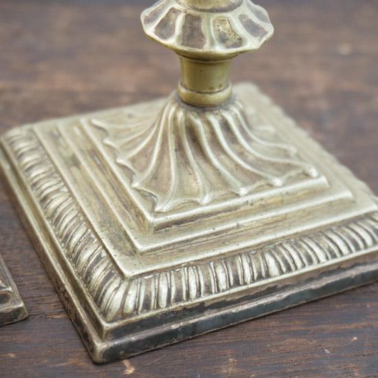 アンティーク 燭台 キャンドルスタンド