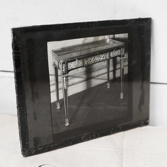 アンティーク 幻灯機 ガラススライド