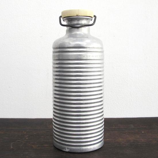 アンティーク ウォーターボトル アルミ