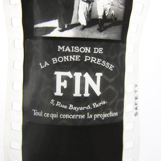 アンティーク ムービーフィルム フランス