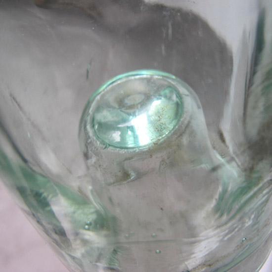 アンティーク ワインボトル ビン