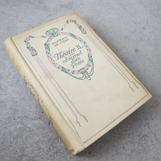 洋書 古書 フランス