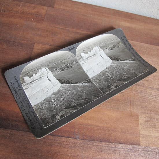 アンティーク ステレオグラム 立体写真