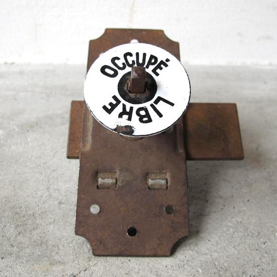 アンティーク ドアロック 鍵