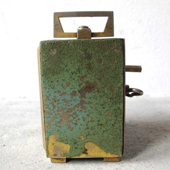アンティーク 目覚まし時計 フランス JAZ社 初期モデル