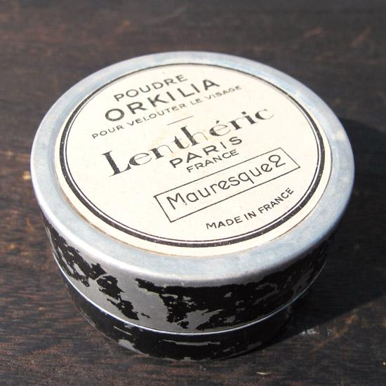 アンティーク TIN缶