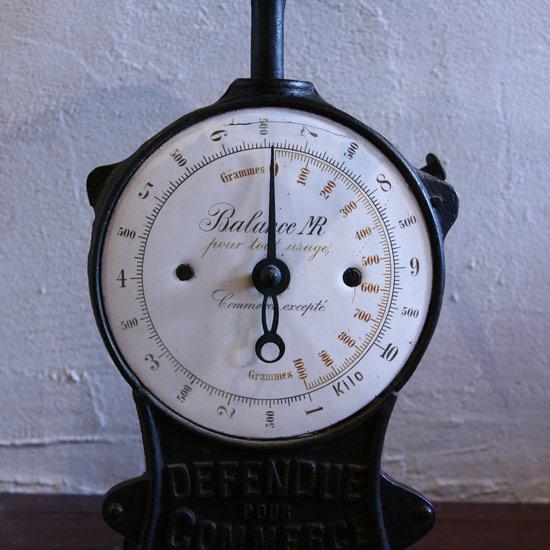 アンティーク秤