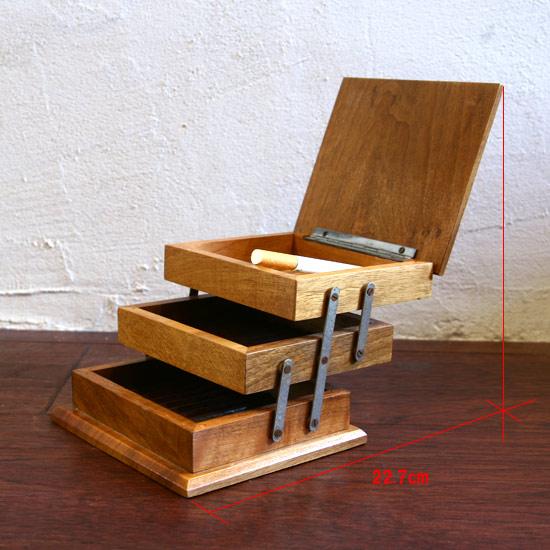 アンティーク シガレットボックス