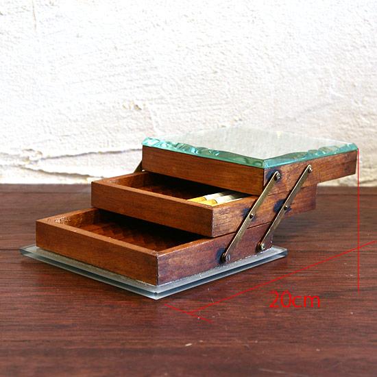 アンティークシガレットボックス