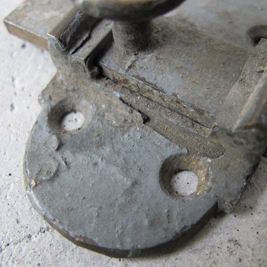 アンティーク 鍵 ドアロック