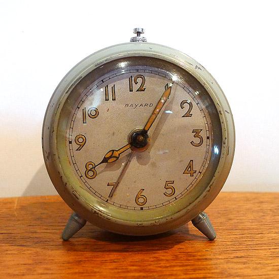 アンティーク 置き時計 BAYARD