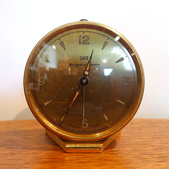 アンティーク 置き時計 CARAT
