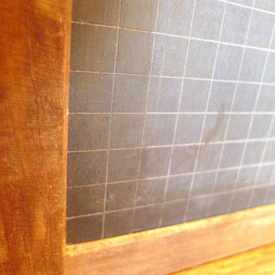 アンティーク 黒板