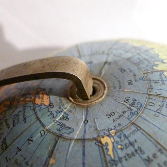 アンティーク 地球儀