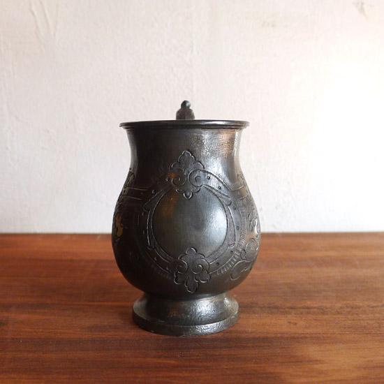 アンティーク マグカップ