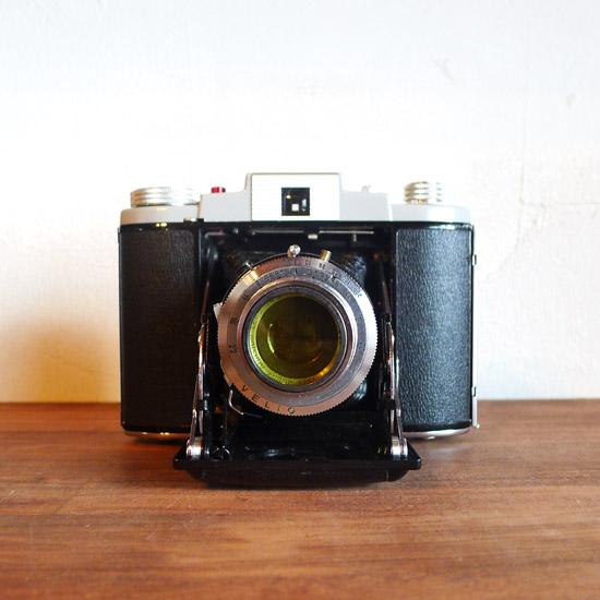 アンティーク カメラ KODAK66 ModelⅢ