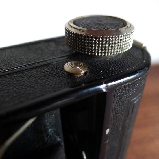 アンティーク カメラ Kinax Cadet