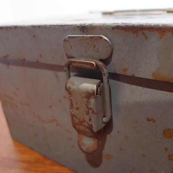 アンティーク 救急箱