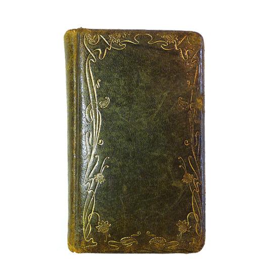 洋書 古書 聖書 フランス