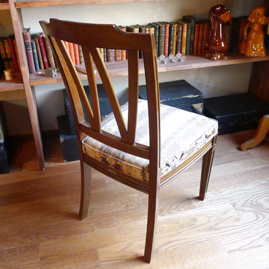 アンティーク ダイニングチェア 椅子
