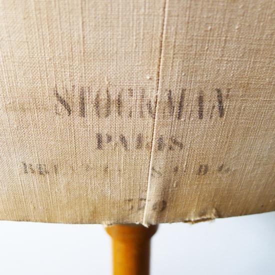アンティーク トルソー Siegel & Stockman
