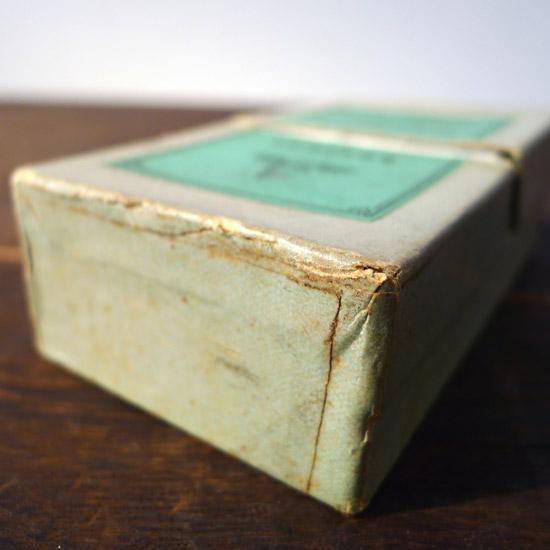 アンティーク 紙箱