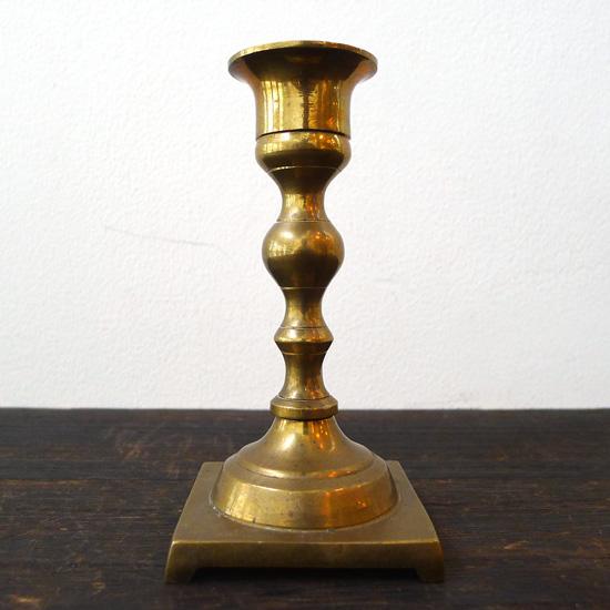 アンティーク 燭台 キャンドルホルダー
