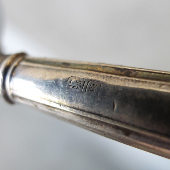 アンティーク ルーペ 虫眼鏡