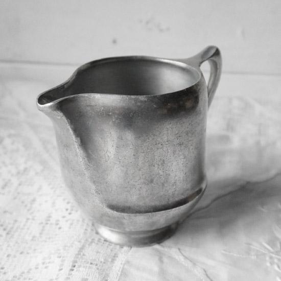 アンティーク ミルクポット Picquot Ware ピコーウェア