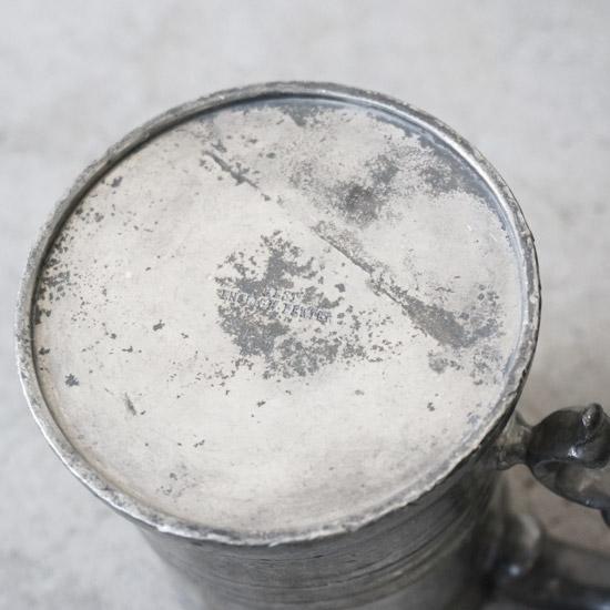 アンティーク ピューター マグカップ(uag1177-3)