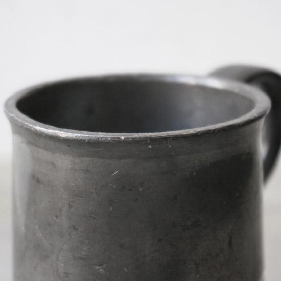 アンティーク ピューター マグカップ(uag1177-6)