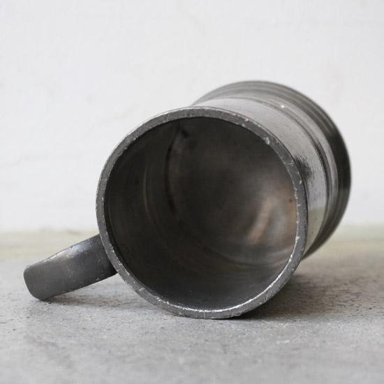 アンティーク ピューター マグカップ(uag1177-7)