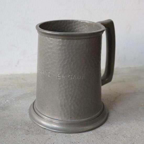 アンティーク ピューター マグカップ(uag1179-1)