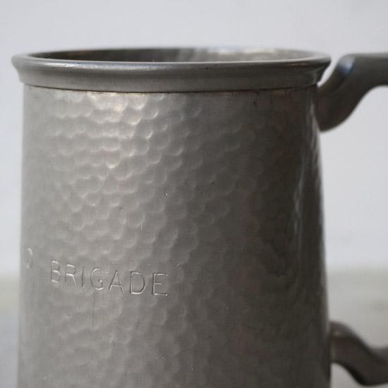 アンティーク ピューター マグカップ(uag1179-5)