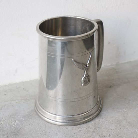 アンティーク ピューター マグカップ(uag1180-1)