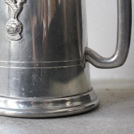 アンティーク ピューター マグカップ(uag1180-3)