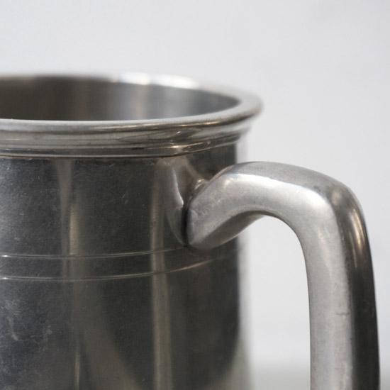 アンティーク ピューター マグカップ(uag1180-5)