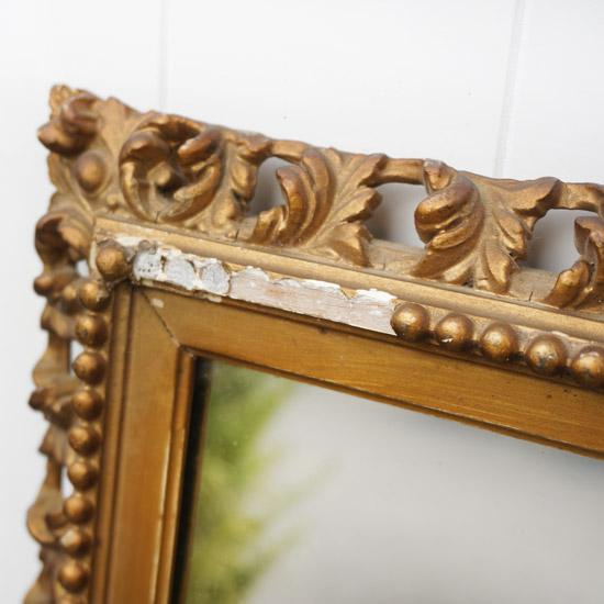 アンティーク 鏡 ミラー