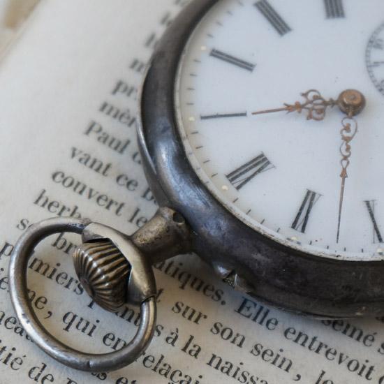 アンティーク 懐中時計