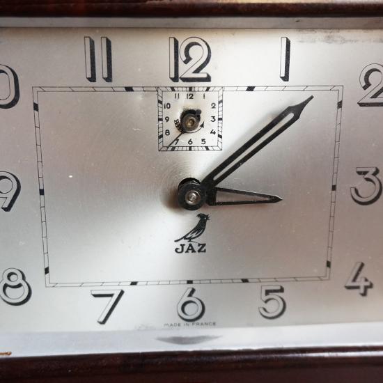 アンティーク 目覚まし時計 JAZ社