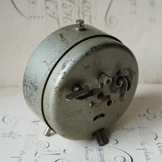 アンティーク 目覚まし時計 JAZ社 中期モデル