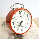 アンティーク 目覚まし時計 JAZ社 初期モデル