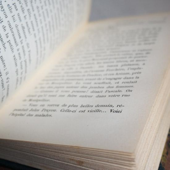 アンティーク 洋書 古書