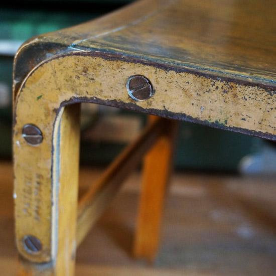 アンティーク スクールチェア 椅子