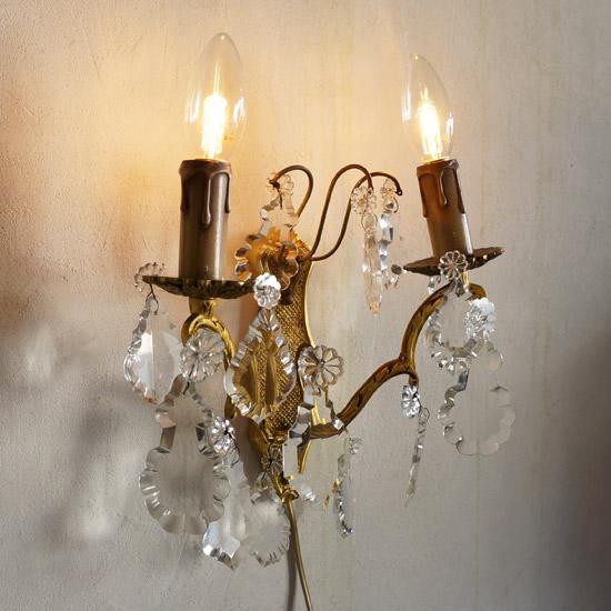 アンティーク ウォールランプ 照明
