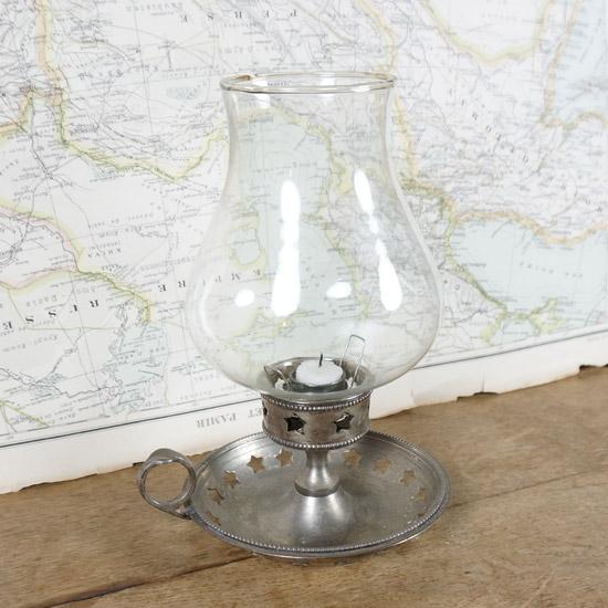 アンティーク ランプ キャンドルスタンド(uol1074-1)