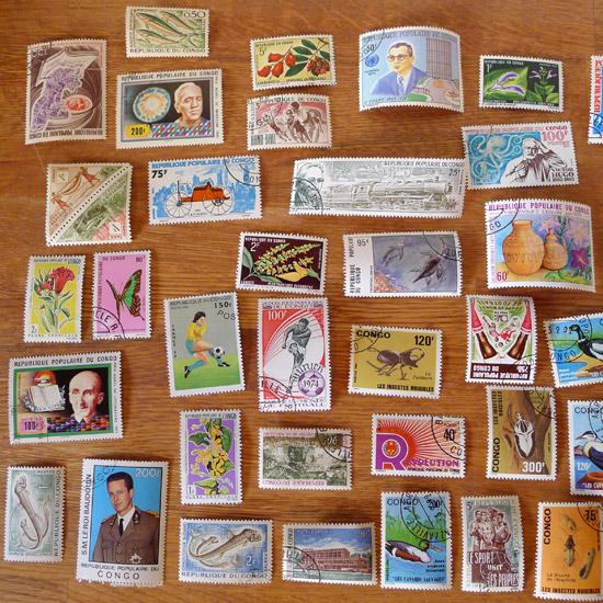 アンティーク 切手