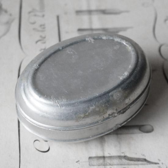 アンティーク TIN缶 小物入れ